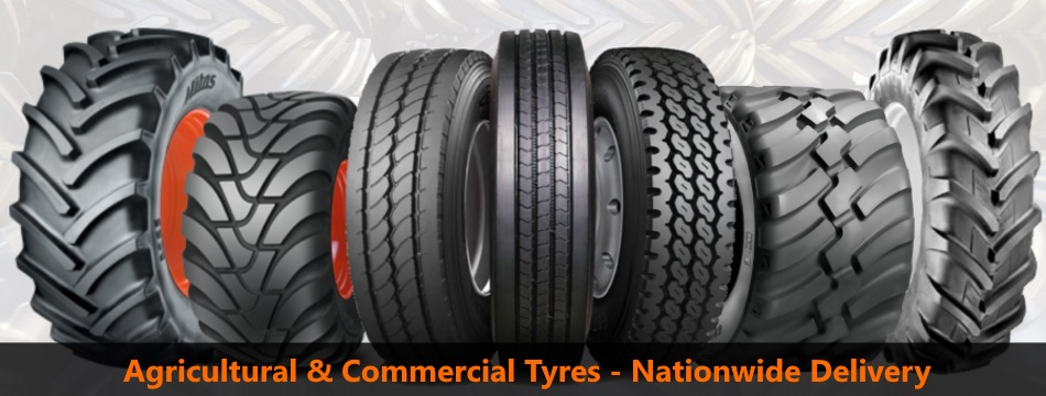 BAB Distribution Nationwide Delivery on Agricultural and Commercail Tyres